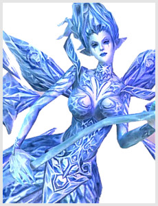 Ice Fairy Sirra