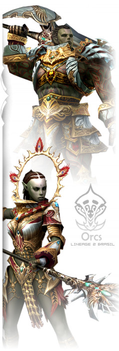 Orcs Lineage 2